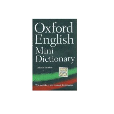 oxford english mini dictionary rs 60 lowest online