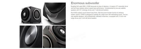 Edifier Speaker S760d 5 1 edifier s760d 5 1 surround sound system speaker vente