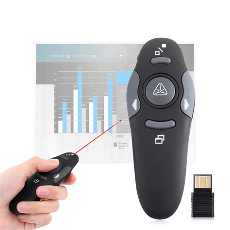 Rf Wireless Presenter Laser Pointer Presentasi Remote 2 4 Ghz 1 wireless presenter laser pointers 2 4g rf wireless ppt presentation remote light