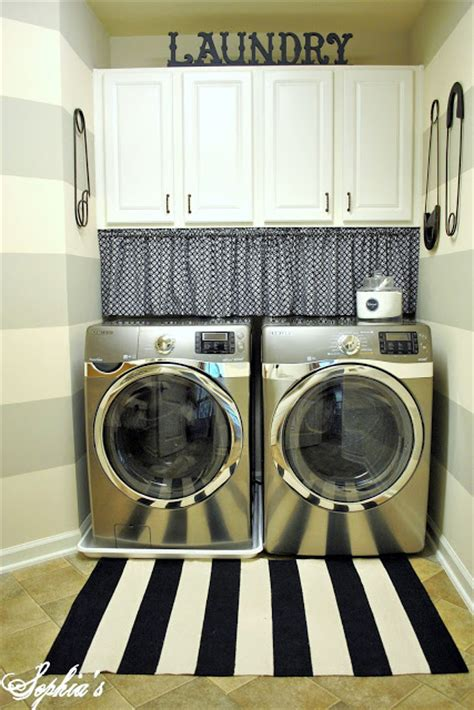 cute laundry room curtains 25 small laundry room ideas home stories a to z