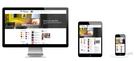 design site responsive web design for magento stores