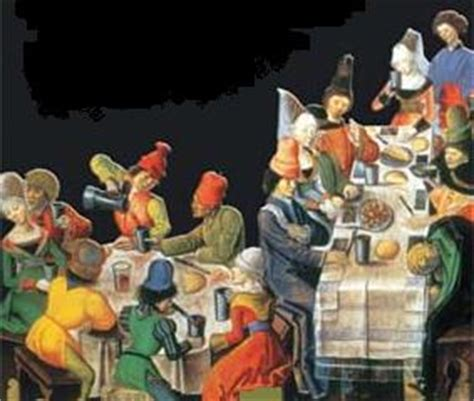 a tavola nel medioevo a tavola nel medioevo