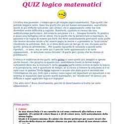test serie numeriche serie numeriche quiz concorsi cieperri mp3