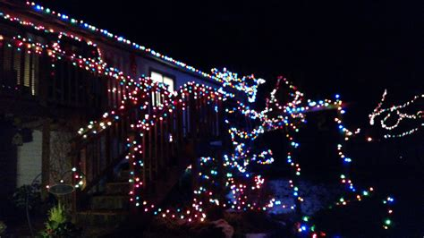 2015 holiday light contest winners