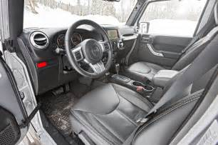 Inside Jeep Rubicon Rubicon Rock Vs Wrangler Autos Post