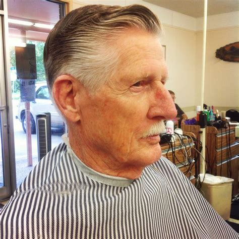 Old Timey Men Haircuts | 441 best images about the silver fox on pinterest