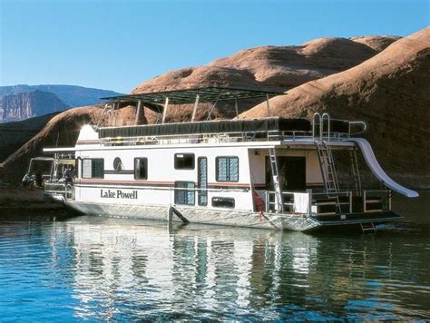 Lake Powell Cabin Rentals by 59 Foot Discovery Xl Platinum Houseboat