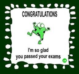 congratulations on passing exams quotes quotesgram