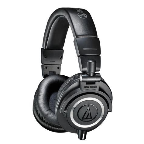 Earphone Audio Technica audio technica ath m50x headphone headphonic
