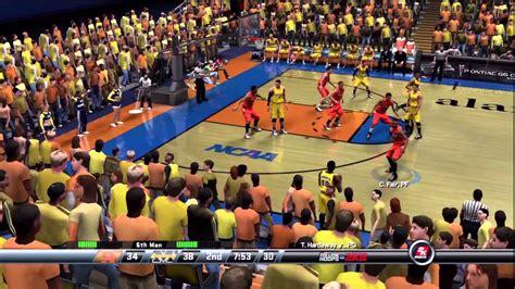 ncaa college hoops 2k8 ncaa final four 2013 overtime ncaa 2k8 wichita 9 vs