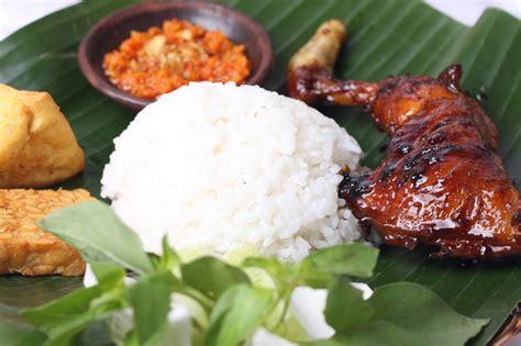 Nasi Kotak Paket Keren Ayam Goreng Serundeng paket rumah sambel