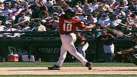 Gamis Adem 2001 futures adam dunn homers for team usa