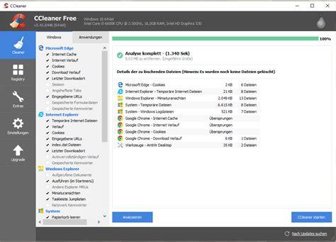 ccleaner blog windows systeme aufr 228 umen mit dem ccleaner blog botfrei