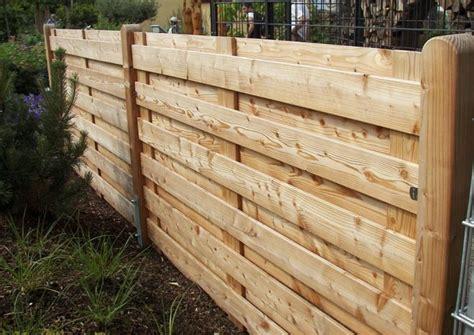 Blickschutz Aus Holz Selber Bauen Komplette