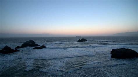 imagenes webm file beach rocks at dusk webm wikimedia commons