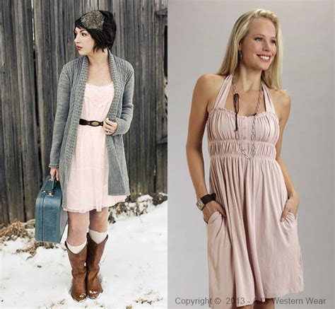 dress to wear with cowboy boots dresses to wear with cowboy boots