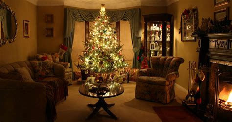 Christmas Livingroom Gorgeous Christmas Scene Background Pictures Pinterest
