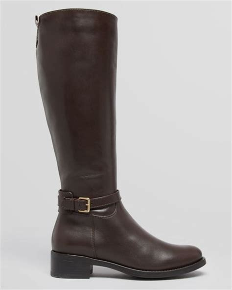 canadienne boots la canadienne boots in brown lyst