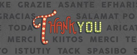 thank you for infographic the ultimate thank you for nonprofits