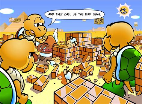 Super Mario Memes - are we the bad guys super mario know your meme