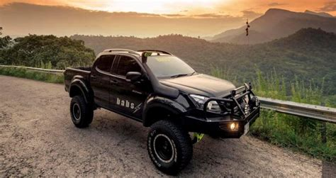 isuzu dmax lifted india s meanest modified isuzu v cross is here and it s a