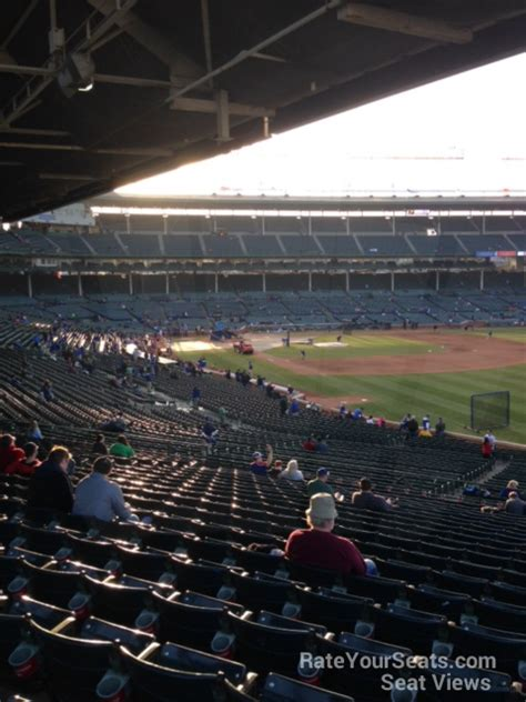 wrigley field section 240 wrigley field section 240 chicago cubs rateyourseats com