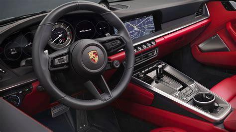 porsche  turbo  cabriolet  interior wallpaper