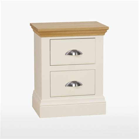 coelo small 2 drawer bedside chest col801 from orchards