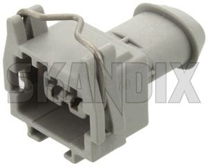 skandix shop volvo parts plug housing blade terminal sleeve  fog light