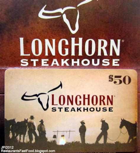 Longhorn Gift Card - presentation name on emaze