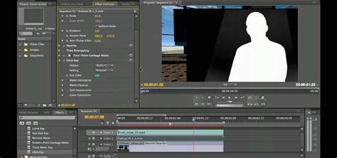 adobe premiere pro green screen how to remove a green screen in adobe premiere pro cs5