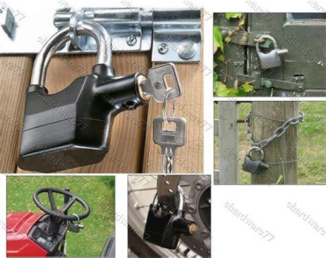 Jual Alarm Untuk Motor jual gembok alarm kunci anti maling untuk rumah motor