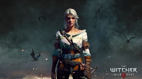 wallpaper 4k the witcher 3 ciri the witcher 3 wild hunt 4k desktop background