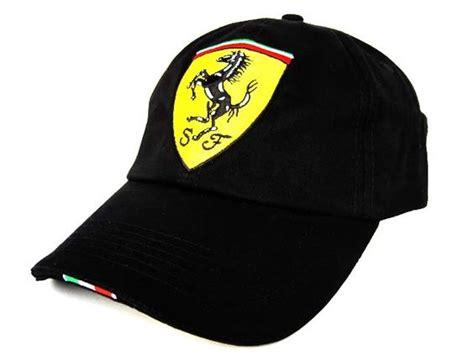 ferrari hat ferrari military black caps racing hat f1 ferrari black