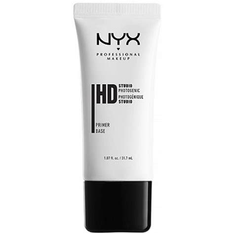 Nyx Hd Primer Base hd studio photogenic primer base ulta