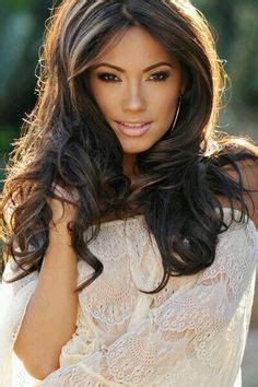 highlights for latina hair 1000 images about ch sk h f on pinterest makeup for