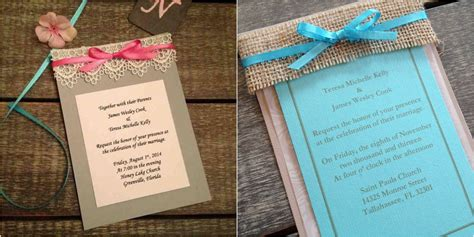 Design Your Own Home Online Australia rustic wedding invitations rustic country wedding
