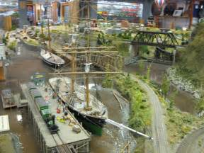 ho model trains images pictures medina railroad museum ho scale model train layout a