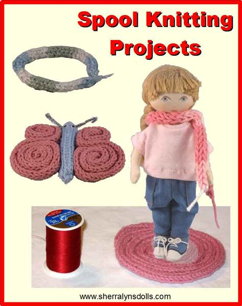 spool knitting projects spool knitting crafts