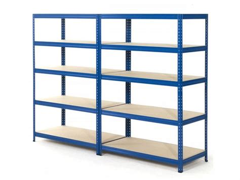 Shop The Rack Slotted Angle Racks Adjustable Steel Racks Store Racks
