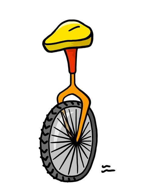free clipart unicycle cliparts
