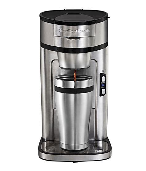 Buy Coffee Mugs Online India Hamilton Beach 49981 In The Scoop Single Serve Coffee