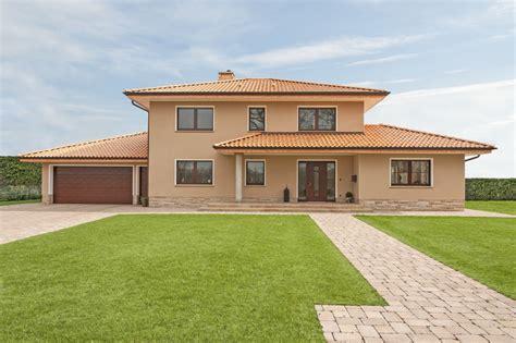 Haus Baustile by Stadtvillen Im Mediterran Toskanischen Baustil