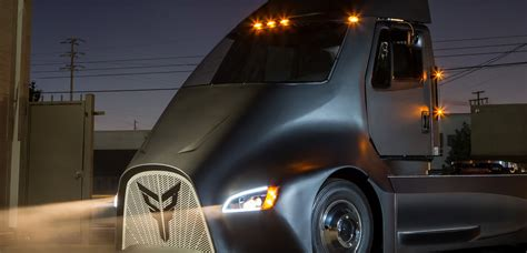 electric semi truck thor s electric semi may beat tesla truck to market gas 2