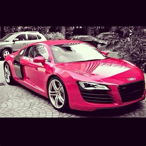 pink audi r8 17 best images about pink transportation on pinterest