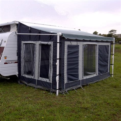 rollout awnings for home caravansplus coast awning wall kit to suit 14ft rollout