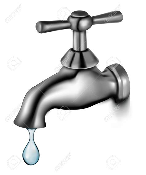 Water Faucet Images by Running Water Tap Clipart 54