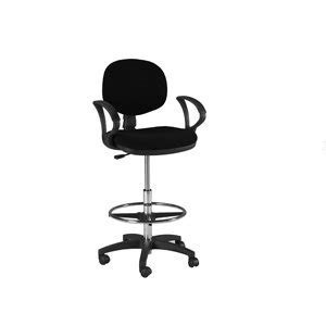 drafting chair with armrest premium drafting chair with armrests and foot