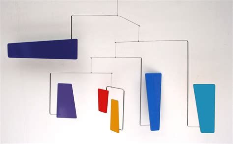 hanging art hanging modern mobiles by joel hotchkiss retro art mobile