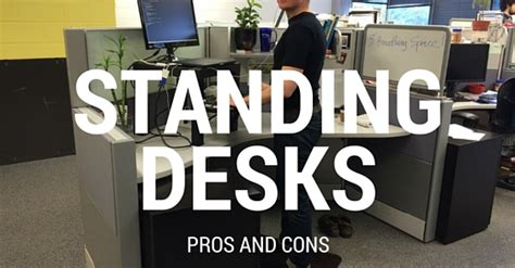 pros and cons of standing desk top 16 pros and cons of traditional and standing desks